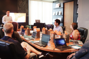 Software installation training
